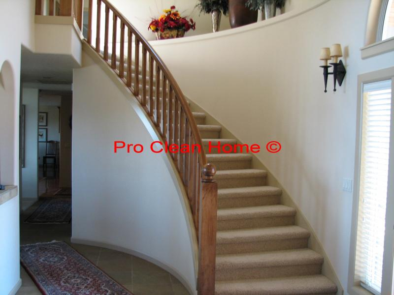Pro CLean Home Stairs